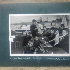 Pionieri la cercul Aeromodele// fotografie