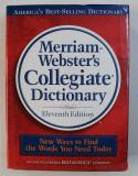 MERRIAM - WEBSTER ' S COLLEGIATE DICTIONARY , 2003 , CONTINE CD*