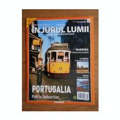 CUMPAR - PORTUGALIA - nr. 86 - COLECTIA IN JURUL LUMII - Deagostini, DVD, Romana