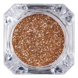 Cumpara ieftin Sclipici Glitter Unghii Pulbere LUXORISE, Red Gold #41