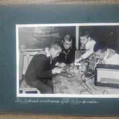 Pionieri radioamatori// fotografie