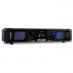 Skytec SPL-2000 amplificator HiFi PA USB SD MP3