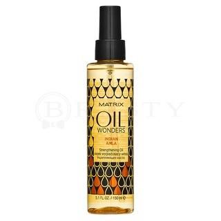 Matrix Oil Wonders Indian Amla Strengthening Oil ulei pentru toate tipurile de păr 150 ml foto