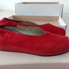 Sandale rosii, 35, Rosu