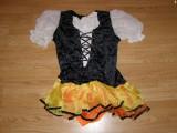 Costum carnaval serbare rochie dans balet pentru copii de 10-11-12 ani, 10-11 ani, Din imagine