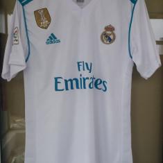 Tricou Real Madrid  (embleme brodate)