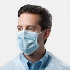 Cumpara ieftin Masti chirurgicale pentru protectie respiratorie, masti protectie, set 1 bucata