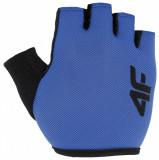 Mănuși de bicicletă unisex RRU300 - cobalt