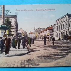 Cernauti Czernowitz Strada centrala Bukowina, Bucovina