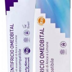 Pasta de dinti homeopatica Omeobital, 75 ml Argital