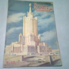 REVISTA STIINTE SI TEHNICA PENTRU TINERET NR.10/MARTIE 1950