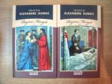 REGINA MARGOT , VOL. I - II de ALEXANDRE DUMAS , EDITURA ADEVARUL