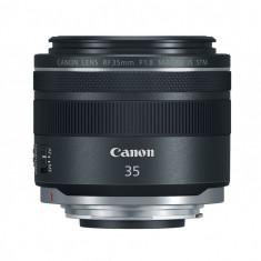 Obiectiv mirrorless Canon RF 35mm F1.8 Macro IS STM pentru Canon EOS R