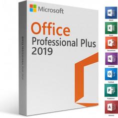 Licenta digitala Microsoft Office 2019 Pro Plus