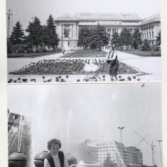 bnk foto - Ploiesti - Lot 2 fotografii - centrul - anii `80