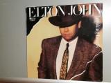 Elton John – Breaking Hearts (1984/Phonogram/RFG)  - Vinil/Impecabil (NM+)