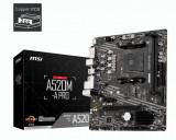 Placa de baza MSI Socket AM4 A520M-A PRO 911-7C96-001 /