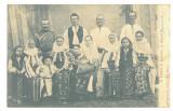 158 - DOMNESTI - MUSCEL, Arges, Ethnic, Romania - old postcard - used - 1905, Circulata, Printata