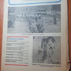 Revista radio-tv saptamana 1-7 iunie 1975