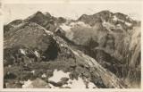 România, Negoiu, carte poştală ilustrată, circulată intern, S.K.V. Sibiu, 1938, Circulata, Printata