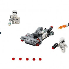 LEGO Star Wars - Transportor de viteza al Ordinului Intai 75166