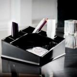 Organizator make-up negru