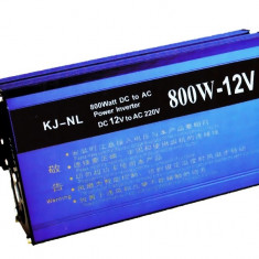 Invertor 800W 12-220V Model NL-800