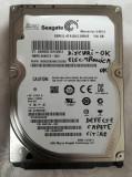 Hard disk 500 GB Seagate Momentus (defect constatat in service, capete citire), 500-999 GB, 5400, SATA 3