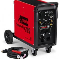 Aparat de sudura Telwin SUPERTIG 200 AC/DC-HF, 400 V