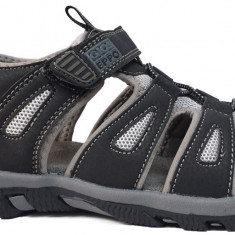 Sandale barbatesti maro Gioseppo 33093 negru, 40 - 46