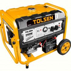 Generator electric pe benzina 5500 W Tolsen 79992