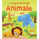 Carte Editura Litera, Prima mea carticica litera. Animale