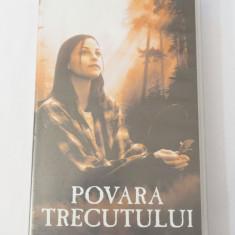 Caseta video VHS originala film tradus Ro - Povara Trecutului