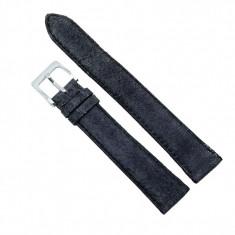 Curea de ceas din piele naturala intoarsa -14mm, 16mm - C2992