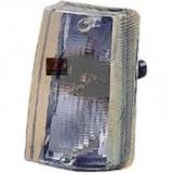 Lampa semnalizare fata Iveco Daily, 03.90-/04.96-12.98, Alba, are suport bec , parte Fata, omologare ECE, 98433912; 98433913, Dreapta