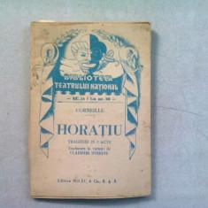 HORATIU - CORNEILLE (TRAGEDIE IN 5 ACTE)