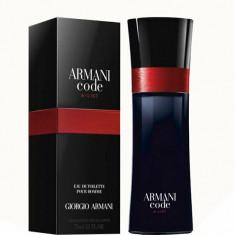 Apa de toaleta Giorgio Armani Code A-List, 75 ml, Pentru Barbati
