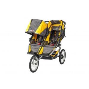 Carucior bebelusi gemeni jogging style Britax Stroller Ironman Duallie BOB