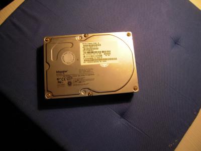 Hard disk MAXTOR D740X-6L, 40GB UDMA/133 7200RPM 2MB IDE foto
