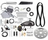 Cumpara ieftin Kit motor bicicleta 80 cc 2 TIMPI (transmisie curea), China