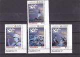 CERCETASII ROMANIEI,JAMBOREEA NATIONALA,SERIE COMPLETA,2017,Lp.2155,MNH.ROMANIA.