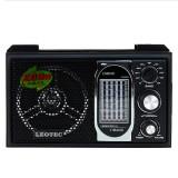 Radio portabil boxa, 12 benzi FM/MW/SW1-9, mufa Jack 3.5 mm, Leotec