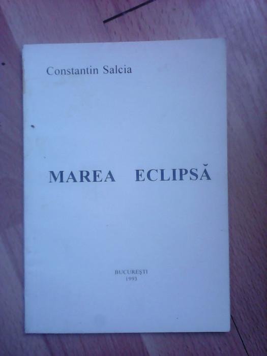 Marea eclipsa - CONSTANTIN SALCIA