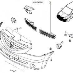 Grila Inferioara Bara Stanga Logan Renault 6001548685