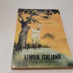 LIMBA ITALIANA - MANUAL PENTRU CLASA A IV - A de HARITINA GHERMAN si GETA POPESC