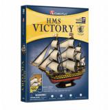Cumpara ieftin Puzzle 3D - Nava Hms Victory, 189 piese, CubicFun