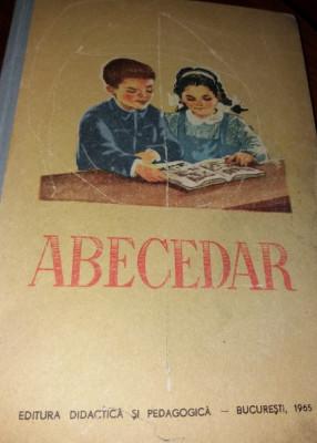 ABECEDAR 1965 foto