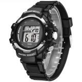 Ceas de Mana Modern pentru Barbati, Electronic, Multifunctional, Impermeabil, Led, pentru Sport