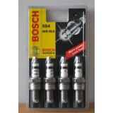 Bujii 4 electrozi Bosch Volkswagen Golf III, Polo, Vento, T4 9911