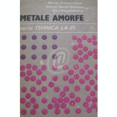 Metale amorfe
